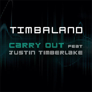Timbaland featuring Justin Timberlake — Carry Out (studio acapella)
