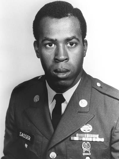 Clarence E. Sasser