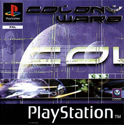 <i>Colony Wars</i> video game, the 1st of the series