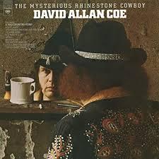 <i>The Mysterious Rhinestone Cowboy</i> 1974 studio album by David Allan Coe