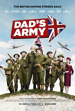 Dad's Army full movie watch online free (2016)