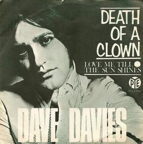 Death of a Clown single
