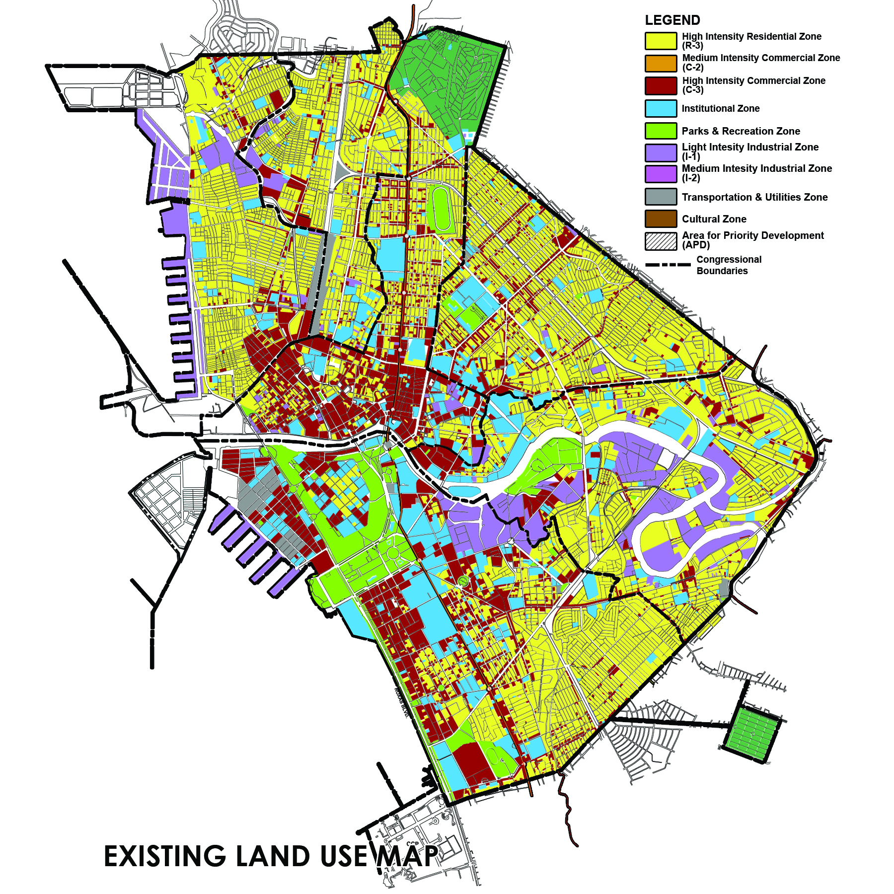 comprehensive land use plan of pasay city Comprehensive plan the growth management plan orlando's comprehensive plan is called the growth management plan (gmp) it describes the city's vision for the future and translates that vision into policies, programs and public investments.