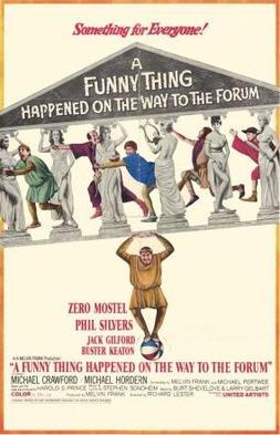 A Funny Thing Happened on the Way to the Forum...