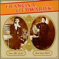 <i>Francis A. & Edward K.</i> 1968 album by Frank Sinatra
