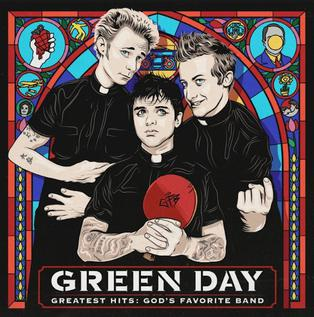 <i>Greatest Hits: Gods Favorite Band</i> 2017 greatest hits album by Green Day