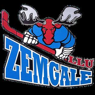 HK Zemgale/LLU Ice hockey team in Jelgava, Latvia