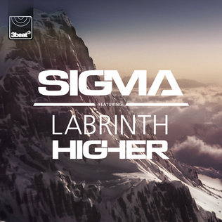 Sigma featuring Labrinth — Higher (studio acapella)