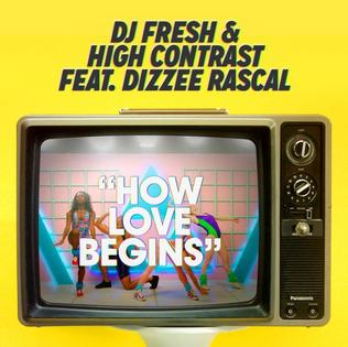 DJ Fresh & High Contrast featuring Dizzee Rascal — How Love Begins (studio acapella)