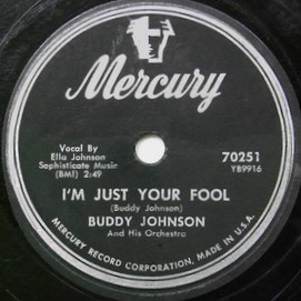 Just Your Fool Single by Little Walter