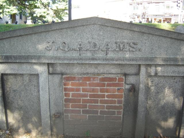 File Jq Adams Vault Hancock Cemetery Jpg Wikipedia