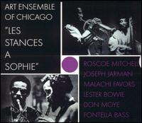 <i>Les Stances a Sophie</i> 1970 soundtrack album by Art Ensemble of Chicago