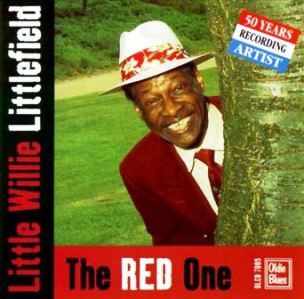 <i>The Red One</i> (album) album by Little Willie Littlefield
