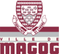 Official logo of Magog