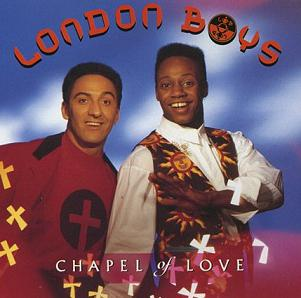 Chapel Of Love London Boys Song Wikipedia