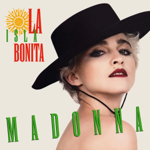 Madonna - La Isla Bonita (studio acapella)