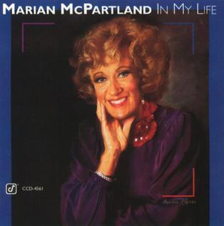 In My Life (Marian McPartland album) - Wikipedia