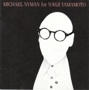 Michael Nyman - The Suit And The Photograph