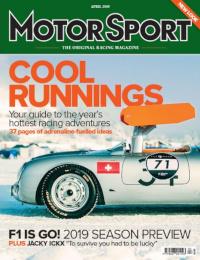 <i>Motor Sport</i> (magazine) magazine
