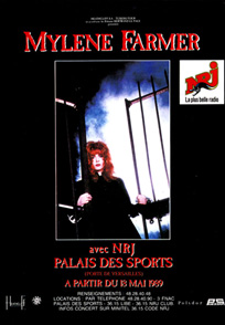 e0e8c04537 Mylène Farmer en concert - Wikipedia