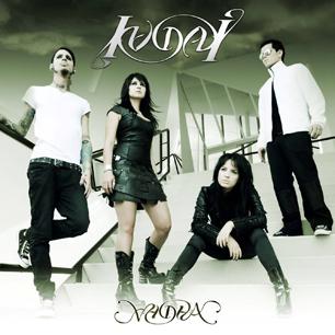 <i>Nadha</i> 2008 studio album by Kudai