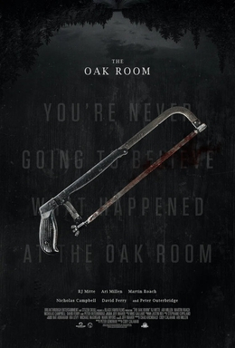 Picture of a movie: The Oak Room