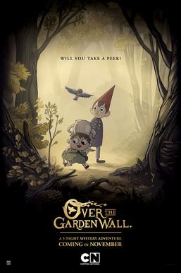 Over the garden wall wikipedia for Audio libro el jardin secreto