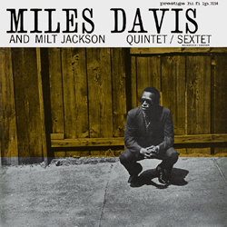 <i>Quintet/Sextet</i> 1956 album by Miles Davis and Milt Jackson