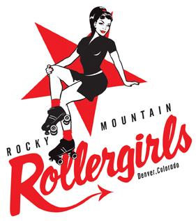 Rocky Mountain Rollergirls womens flat-track roller derby league