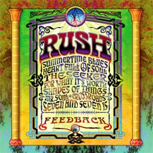 <i>Feedback</i> (EP) album by Rush