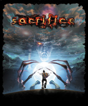 Picture of a game: Sacrifice