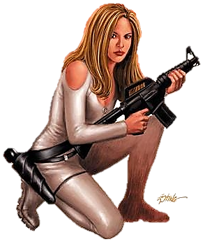 Sharon Carter Fictional character in Marvel Comics