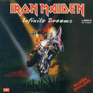 Infinite Dreams 1989 single by Iron Maiden