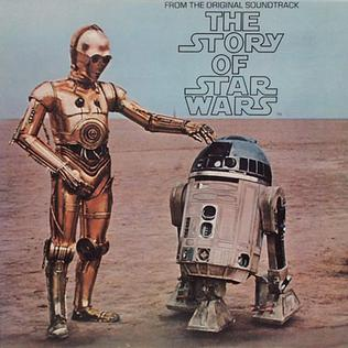 <i>The Story of Star Wars</i> album