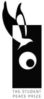 Student Peace Prize award