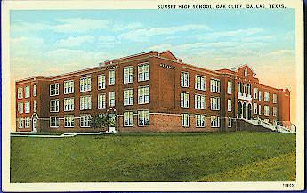 Sunset High School Texas Wikipedia