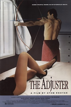 • film   The Adjuster (1991): 2 down, 998 more films to watch before i die • [a ] • preview 0