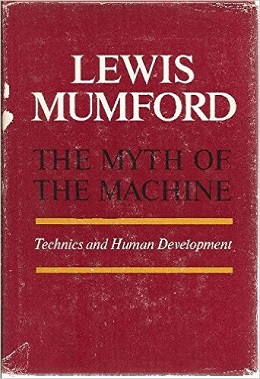 <i>The Myth of the Machine</i> book