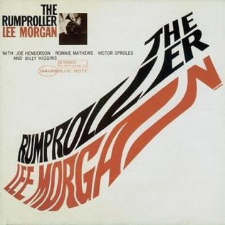 <i>The Rumproller</i> 1966 studio album by Lee Morgan
