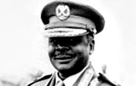 Tito Okello President of Uganda
