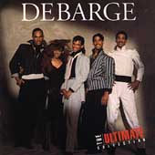 <i>Ultimate Collection</i> (DeBarge album) 1997 greatest hits album by DeBarge