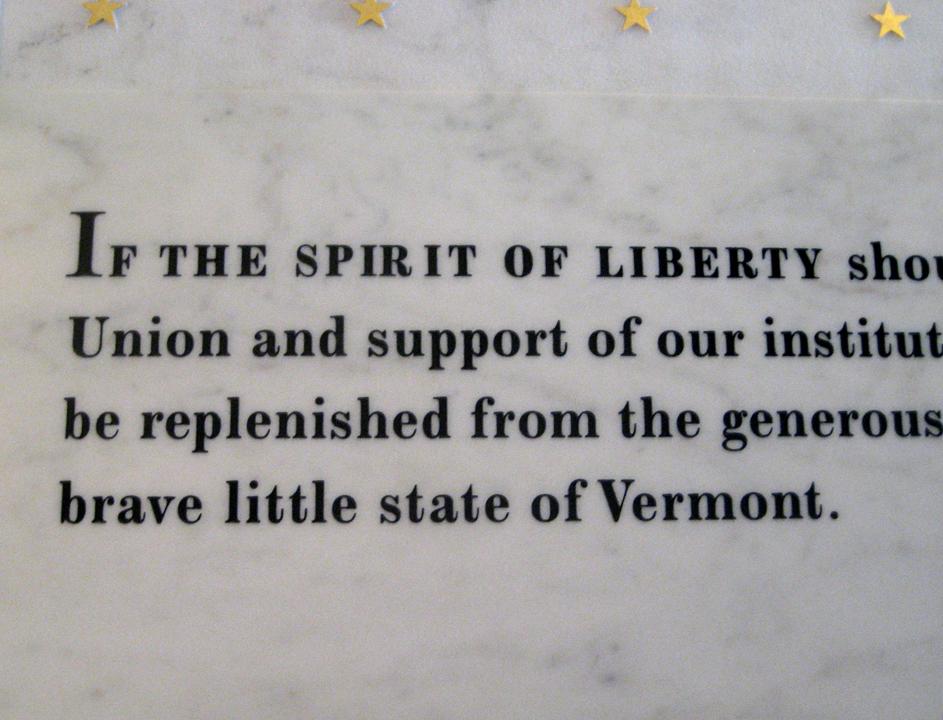Brave Little State Of Vermont Speech Wikipedia