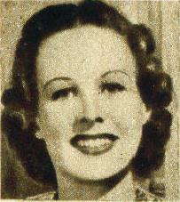 Wendy Barrie English actress (1912-1978)