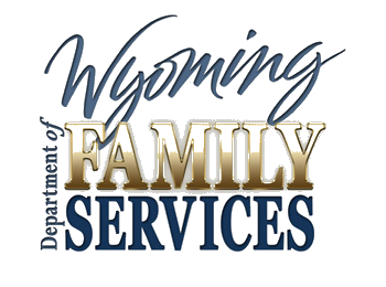 Wyoming Department of Family Services logo.png