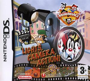 Animaniacs: Lights, Camera, Action! - Wikipedia