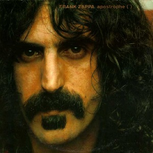 Frank Zappa is watching you.