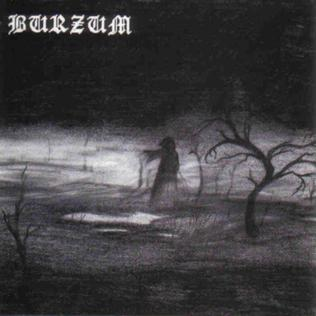 <i>Burzum</i> (album) 1992 studio album by Burzum