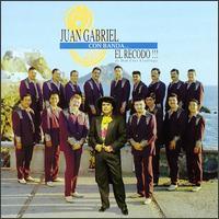 <i>Con la Banda...El Recodo</i> 1998 studio album by Juan Gabriel with Banda el Recodo