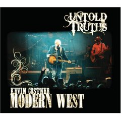<i>Untold Truths</i> 2008 studio album by Kevin Costner and Modern West