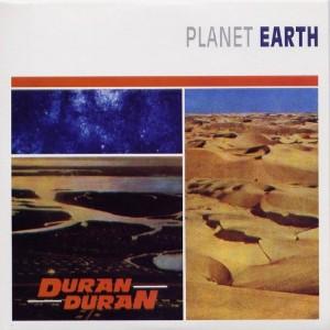 Titelbild des Gesangs Planet Earth von Duran Duran